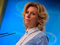 Представитель МИД Захарова рассказала о неподобающем поведении Слуцкого и вступилась за журналисток