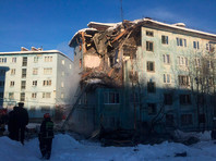 Обрушение дома в Мурманске могло произойти из-за суицида 19-летнего жильца