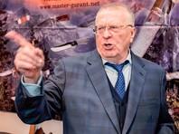 """Журналист телеканала """"Настоящее время"""" рассказал о приставаниях Жириновского"""