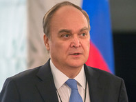Посол РФ в США Анатолий Антонов выразил помощнику госсекретаря США по делам Европы и Евразии Уэссу Митчеллу решительный протест в связи с решением Вашингтона выдворить 60 российских дипломатов