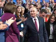 Путин пообещал продолжать борьбу с коррупцией в Дагестане и после президентских выборов
