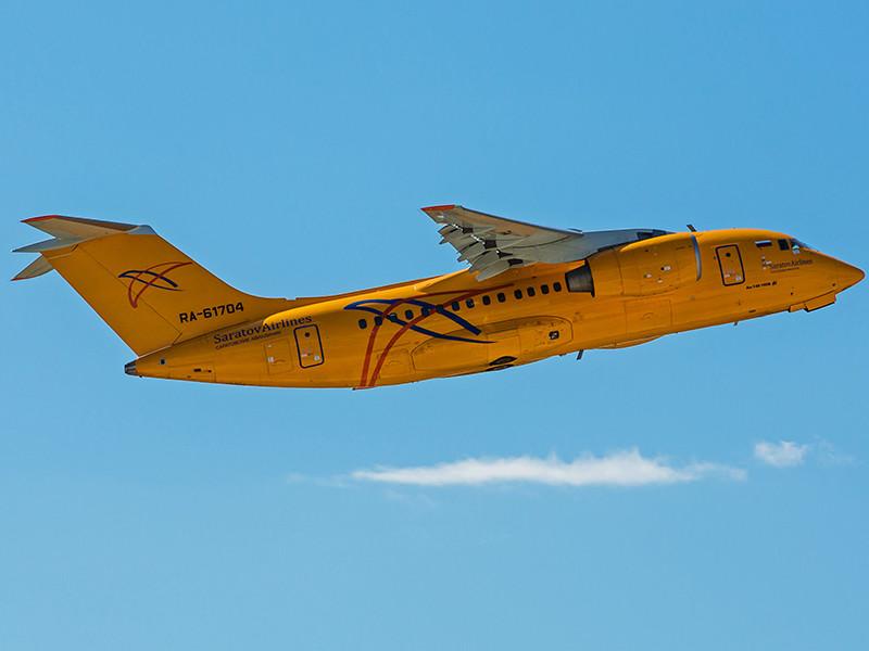Ространснадзор предписал всем авиакомпаниям РФ приостановить полеты на самолетах Ан-148