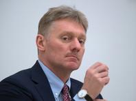 """Песков прокомментировал критику Путина: не """"несет пургу"""" только тот пресс-секретарь,  который  ничего не делает"""