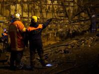 """""""Интерфакс"""": поисково-спасательная операция на месте пожара в Кемерово завершена"""