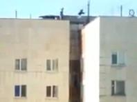 Уфимцев возмутило ВИДЕО, на котором школьники перепрыгивают с крыши на крышу девятиэтажек