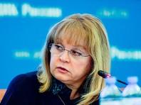 """Памфилова объявила на НТВ, что вбросы на выборах были не в пользу """"кандидата от власти"""""""