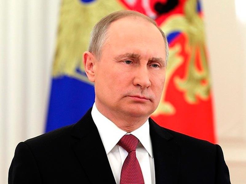 Переизбранный президент России Владимир Путин выступил 23 марта с обращением к россиянам после того, как ЦИК подвел окончательные итоги выборов