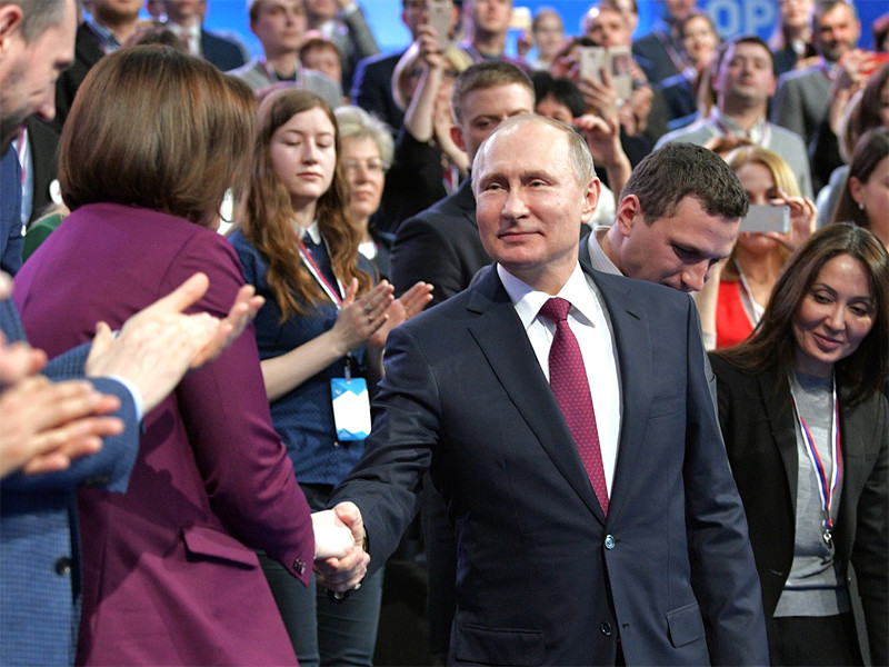 Президент России Владимир Путин объявил, что борьба с коррупцией в Дагестане, которая в феврале привела к массовым задержаниям местных чиновников и правоохранителей, будет продолжена и после предстоящих выборов