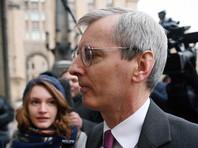 Посол Великобритании прибыл в МИД в ожидании новостей о высылке дипломатов