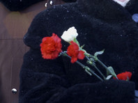 В поселке Кедровое под Екатеринбургом был похоронен 34-летний местный житель Руслан Гаврилов, который, по информации СМИ, в составе ЧВК Вагнера воевал на территории Сирии и погиб в начале февраля в результате авиаудара США по правительственным силам президента Башара Асада