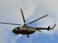 В ущелье на юге Чечни  потерпел крушение вертолет пограничников