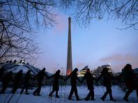 Часть башни в Екатеринбурге устояла после взрыва. ВИДЕО