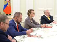 В Кремле согласились рассмотреть прошение Собчак о помиловании 16 политзаключенных