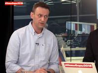 Навальный в прямом эфире отказался сотрудничать с Собчак