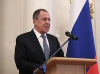 Лавров ответил на  ультиматум Мэй  ссылкой на   конвенцию о  химоружии