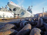 Эксперты сообщили о провале программы строительства военно-морского флота РФ