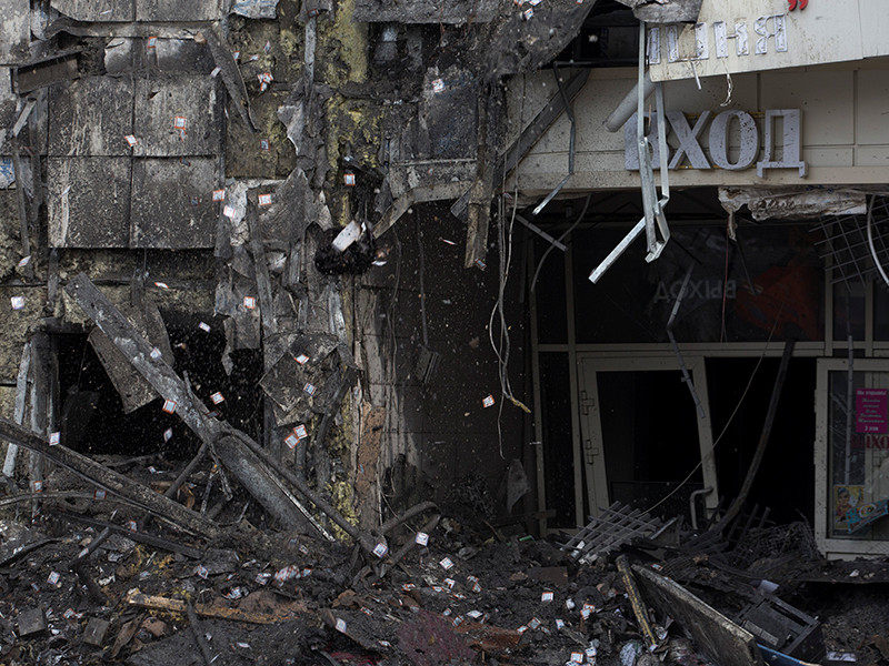 """Опознание большинства жертв пожара в """"Зимней вишне"""" займет минимум три недели"""