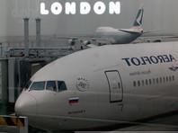 """Россия спросит Британию о причинах проверки самолета """"Аэрофлота"""" в Хитроу"""