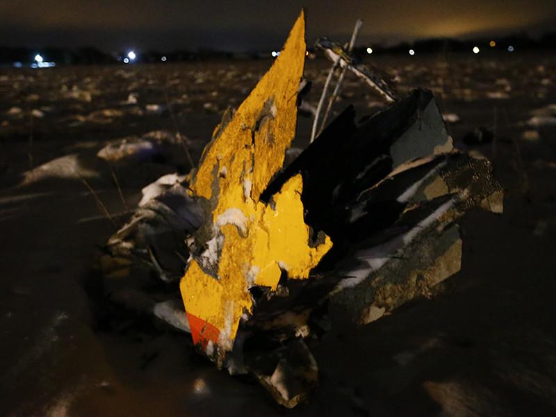 В Росавиации прокомментировали появившуюся в СМИ расшифровку записи с речевого самописца самолета Саратовских авиалиний Ан-148, разбившегося в феврале в Подмосковье