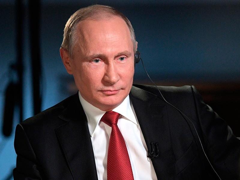 """Президент России Владимир Путин в интервью NBC заявил, что готов сотрудничать с оппозицией. Имени Алексея Навального он не назвал, но сообщил, что любого человека """"можно помиловать"""""""