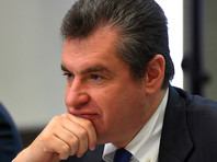 Молодежный парламент при Госдуме объявил, что нападки на Слуцкого очерняют Володина