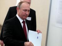 """Путин """"уверен в правильности"""" своей программы, которой на его сайте кандидата не было"""