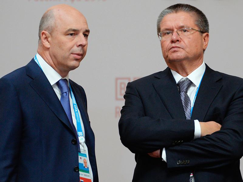 Глава Минфина Силуанов назвал осужденного за взятку Улюкаева товарищем