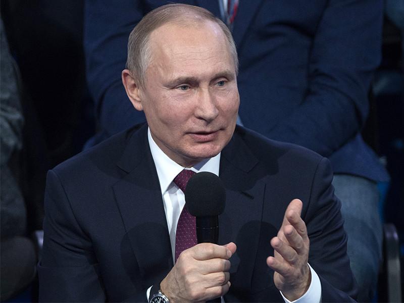 """Путин через NBC предложил США обратиться по поводу """"13 троллей"""" к Чайке"""