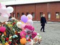 Владимир Путин, 27 марта 2018 года
