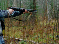 В Рязанской области бойцы Росгвардии застрелили 55-летнего пьяного мужчину, открывшего огонь из охотничьего ружья
