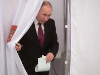 Путин с огромным отрывом лидирует на президентских выборах