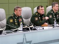 """Генштаб РФ пообещал """"ответные меры воздействия""""  на возможный удар США по Дамаску -  по ракетам  и по носителям"""