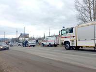 В опрокинувшемся в Тверской области автобусе ехали паломники из Ниловой Пустыни. По последним данным, в автобусе было 38 человек. Пострадали 13, один погиб. Пострадавших отправили в больницу в Торжок, на выезде из которого произошло ЧП