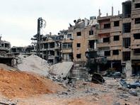 Сирийским правительством развернута масштабная работа по восстановлению в Восточной Гуте гражданской инфраструктуры