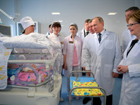 Bloomberg: Путин после инаугурации подпишет указ об увеличении расходов на медицину и образование на 10 трлн рублей