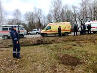 В Тверской области опрокинулся автобус, много пострадавших, есть жертвы