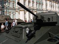 В Петербурге начата проверка после инцидента с танком, давившим зрителей фестиваля