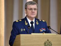 Чайка анонсировал публикацию сенсационных документов по делам Литвиненко и Березовского