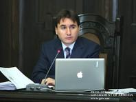 Врио вице-премьера Армении встретился в Москве с руководством администрации президента РФ