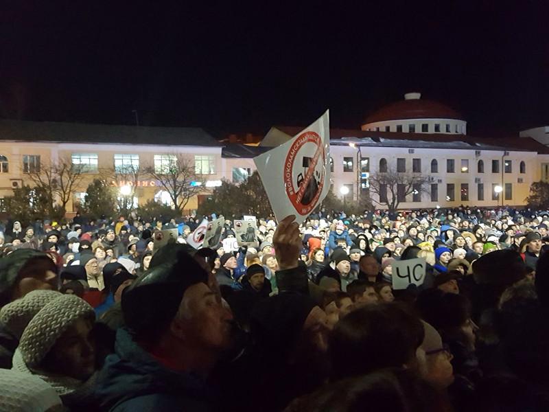 Волоколамск, 29 марта 2018 года
