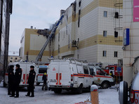 """Пожар в торговом центре """"Зимняя вишня"""" в Кемерове произошел 25 марта. В результате пожара погибли 64 человека, в том числе 41 ребенок"""