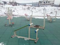 Следователи Кемеровской области заинтересовались ремонтом детской площадки с помощью фотошопа