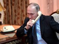 Путин обсудил с президентом Южной Кореи договоренности с Пхеньяном