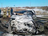На Урале шесть человек погибли в лобовом ДТП с участием полицейского