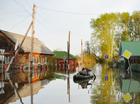 В Волгоградской области из-за паводка 47 населенных пунктов оказались подтопленными. В регионе уже развернуто восемь пунктов временного размещения.