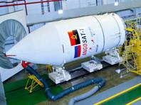 Россия и Ангола уладили ситуацию с потерянным спутником Angosat-1