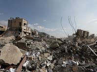 Источник сообщил о передислокации стрелявших по Сирии самолетов и эсминцев. Нового удара в скором времени не будет
