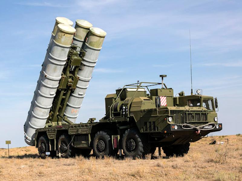 """Россия планирует в скором времени начать поставку зенитных ракетных комплексов С-300 """"Фаворит"""" в Сирию"""