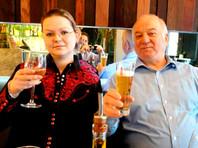4 марта Сергей Скрипаль, осужденный в РФ за шпионаж в пользу Великобритании, и его дочь Юлия подверглись в Солсбери воздействию нервно-паралитического вещества