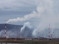 """""""Новая"""" сообщила о многократном превышении концентрации диоксида серы в Мончегорске"""